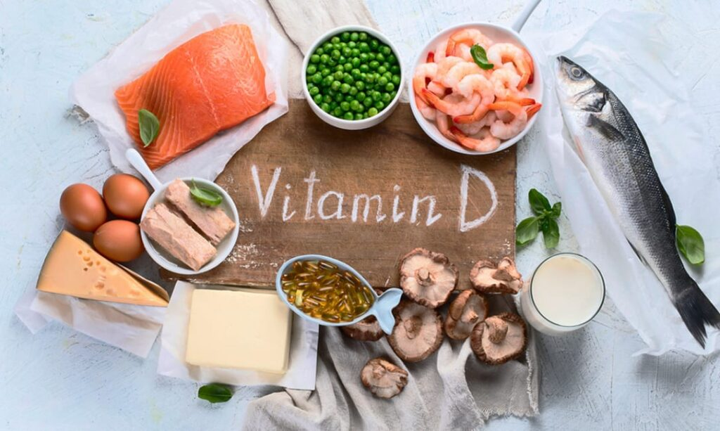 vitamin d deficiency and hairloss